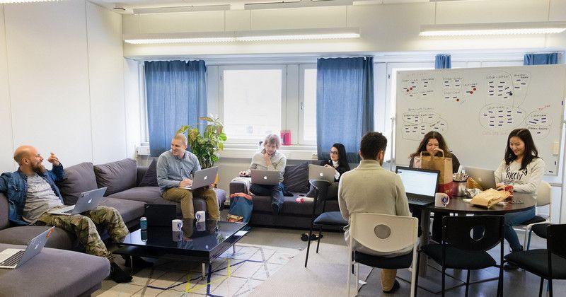 Офис Localbitcoins в Хельсинки, Финляндия