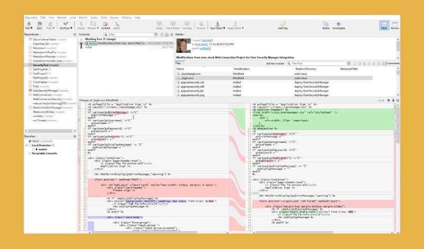 SmartGit - какие сервисы рекомендует Инклиент для web-разработки